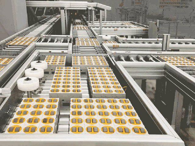Avancon ZPC Conveyor System